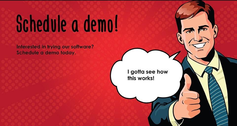 Schedule a demo!