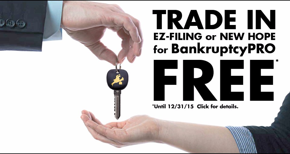 EZ Filing and New Hope Special Offer